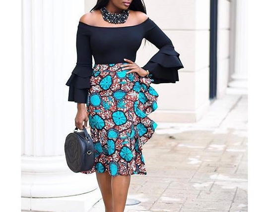 HOW TO ROCK YOUR ANKARA PRINTS