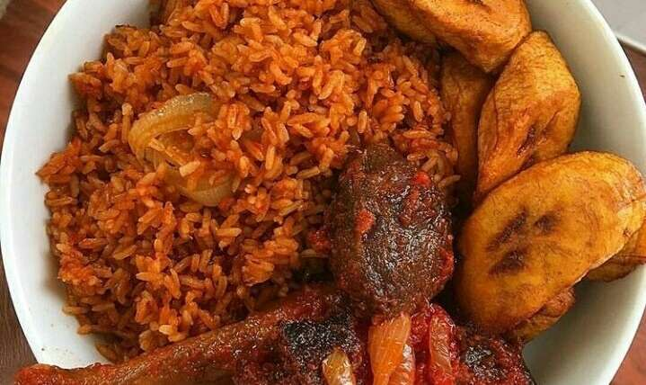 Happy Jollof Rice Day To Daddy Bee