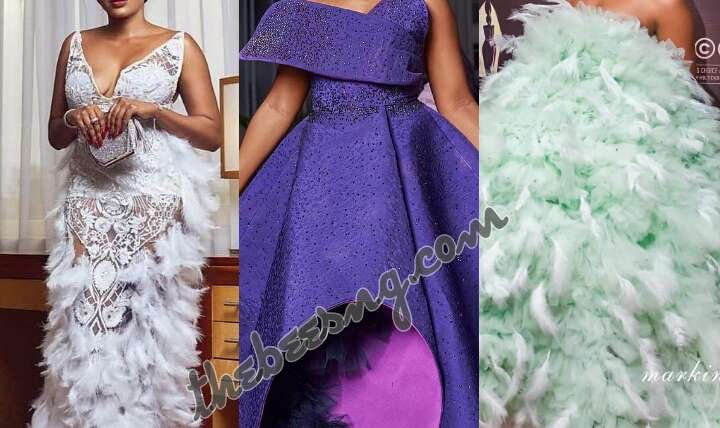 2018 AMVCA NIGHT FASHION REVIEW