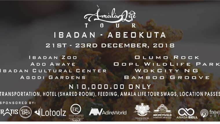 Amala Life Tour wants To Give You Affordable Tourism.